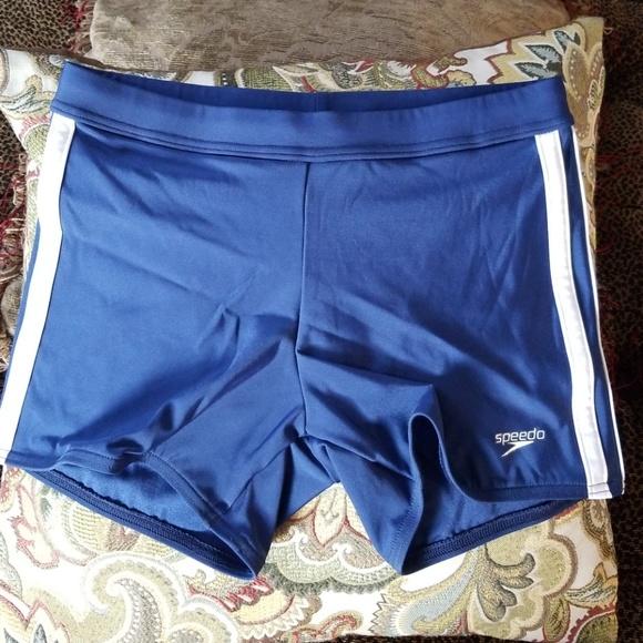 e99d4ee25d Speedo Swim | Mens Shoreline Square Leg Short | Poshmark